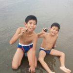 浜名湖 渚園キャンプ場 ~台風接近前に~ ②