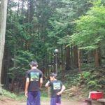 不動ヶ滝園地キャンプ場 レポ 1