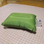 イスカ  ノンスリップピロー  滑り止め付き枕です