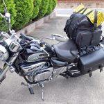バイクに乗ってソロキャンプに挑戦!?