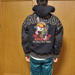 VANSONのジャケット買いました